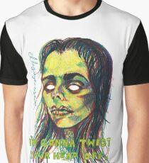 Zombie P J Graphic T-Shirt