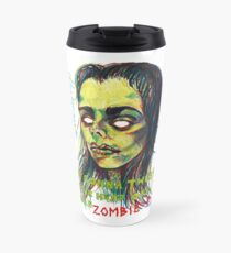 Zombie P J Travel Mug