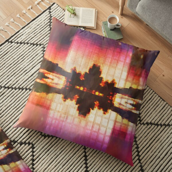 paradise Floor Pillow