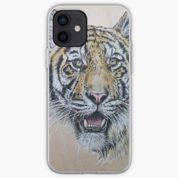 Tiger iPhone Soft Case
