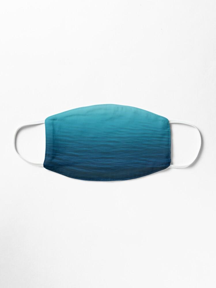 Alternate view of Deep Blue Mask