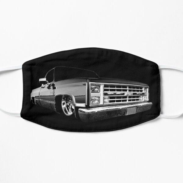 Chevy Silverado Square body pickup 3 - black Mask