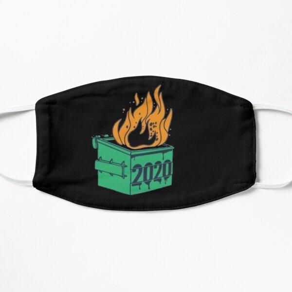 Dumpster Fire 2020 Mask