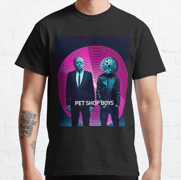 Fourpet New Pet Boys The Unity Tour 2020 Camiseta clásica