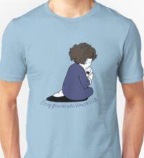 Every genius was borned child T-Shirt