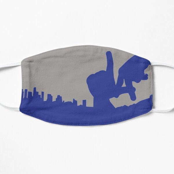 LA sign Dodger Blue Mask