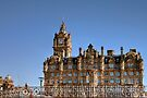 The Balmoral Hotel by Christine Smith