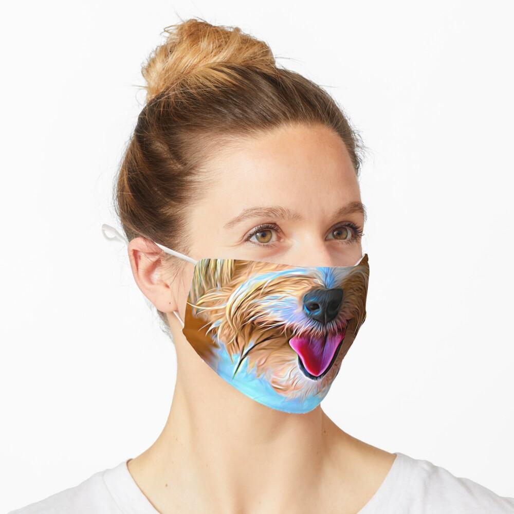 Adorable dog nose mask Mask