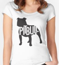 Pit Bull Women's Fitted Scoop T-Shirt