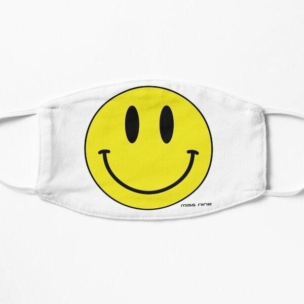 Smiley Face Mask  Flat Mask