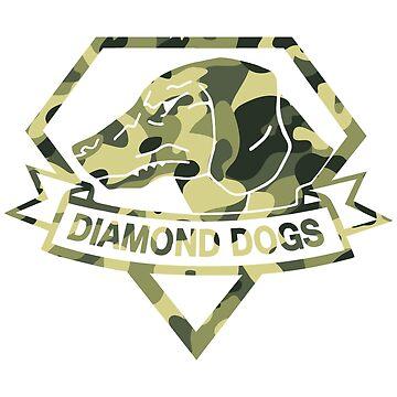 Diamond Camouflage by mishtar