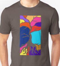 Tree Silhouette Unisex T-Shirt