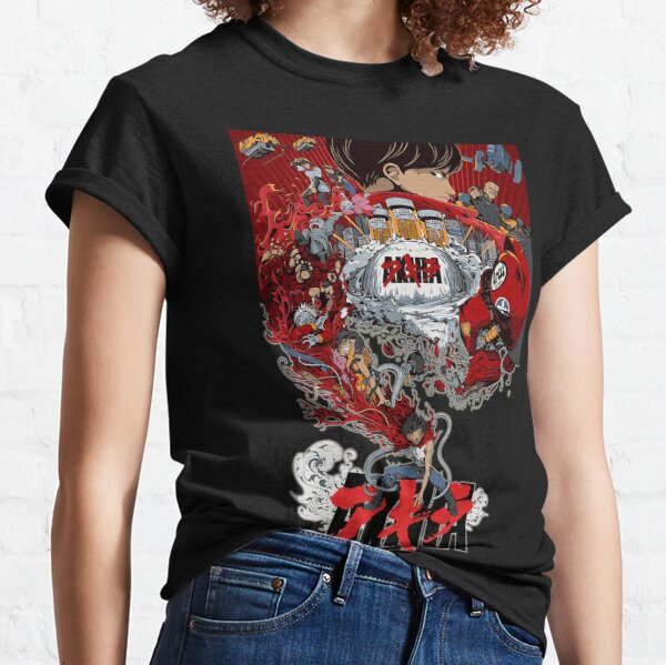 Akira T-shirt classique
