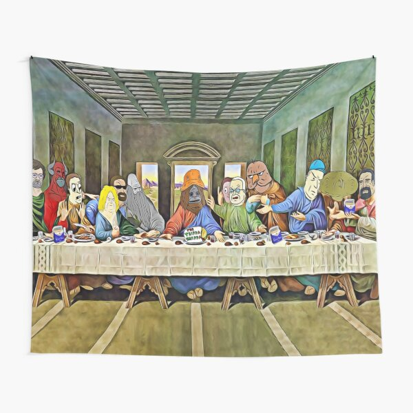 Last Supper of Browntown Tapestry