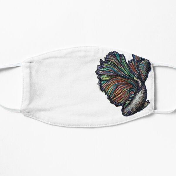 Beta Fish - Stippling  Mask