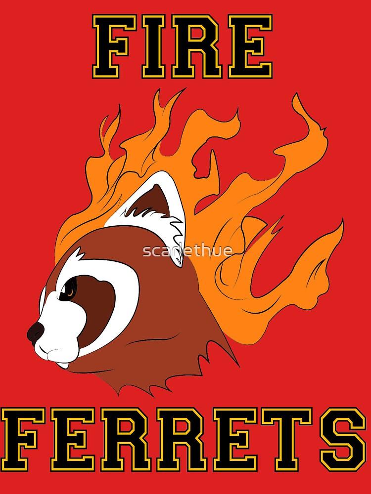 Fire Ferrets | Unisex T-Shirt