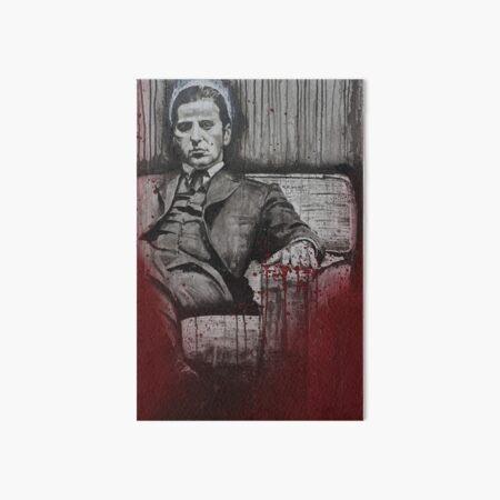 Godfather II Art Board Print