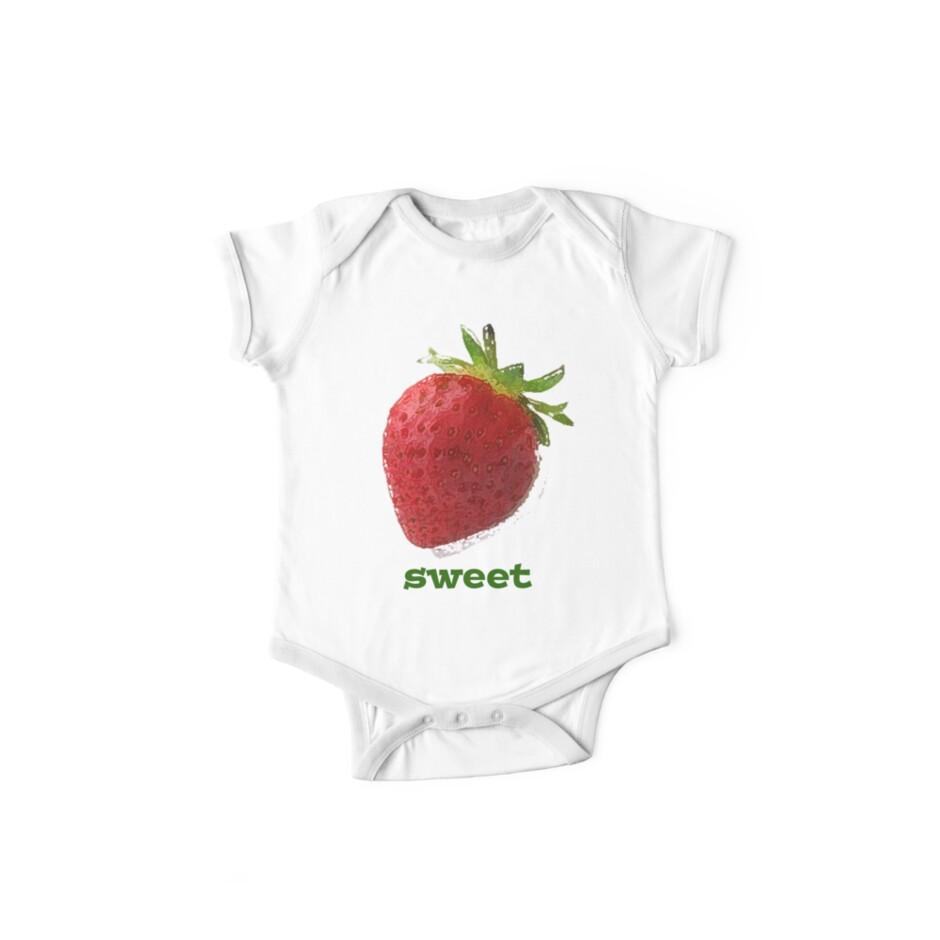 strawberry tee by offpeaktraveler