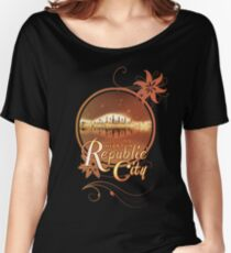 Lost My Heart In Republic City Women's Relaxed Fit T-Shirt
