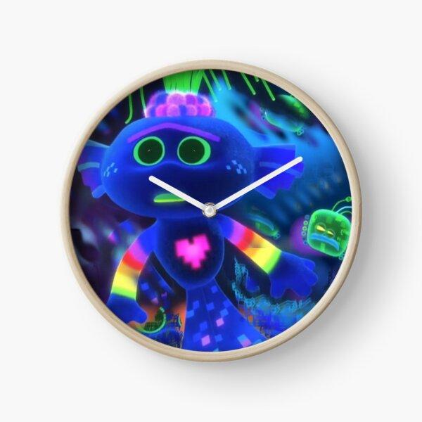 KING TROLLEX Clock