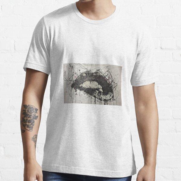 Fuschia Lips Essential T-Shirt