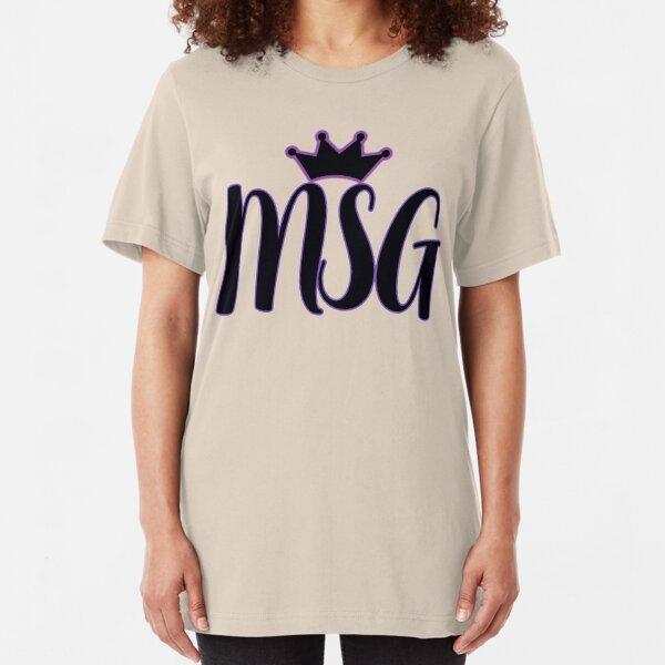 MSG Slim Fit T-Shirt