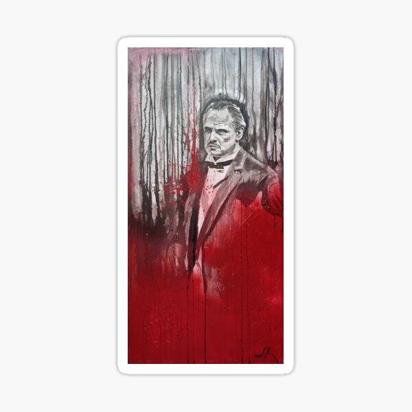 Godfather I Sticker