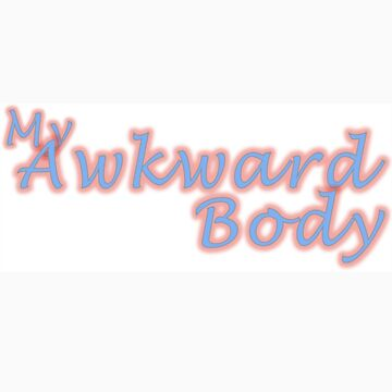 """My Awkward Body 2"" LettuceFiends Shirt by lettucefiends"