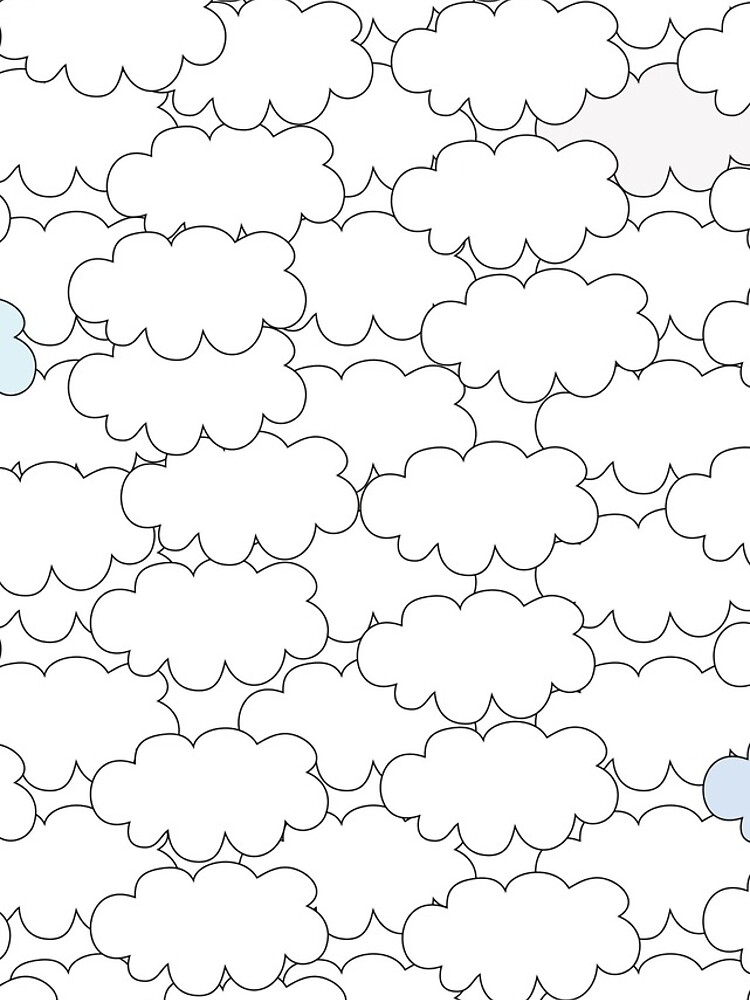 cloud by hichako