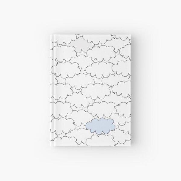 cloud Hardcover Journal
