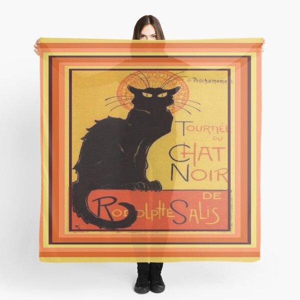 Tournee Du Chat Noir - After Steinlein Scarf