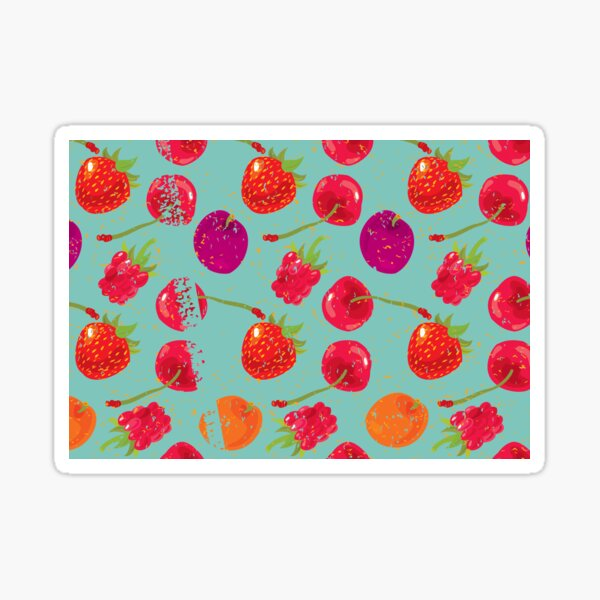 Sweet Berries Sticker