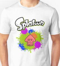 Splatoon Squid - Colour Red T-Shirt