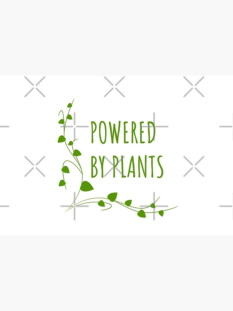 Powered By Plants by Luna-May