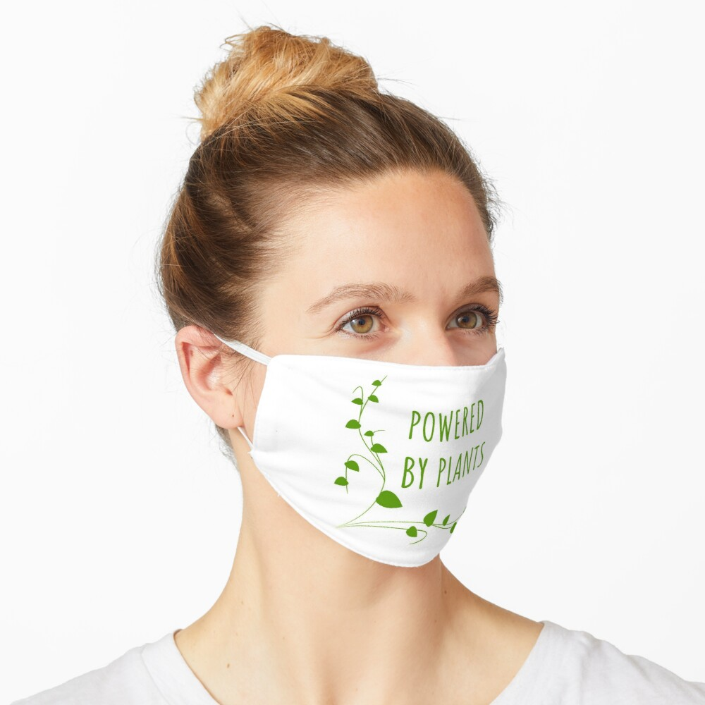 Powered By Plants Mask