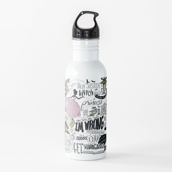 Wicked Witch of the East Bro Water Bottle