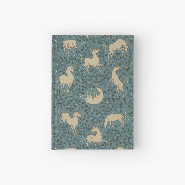 Twilight Unicorns Hardcover Journal