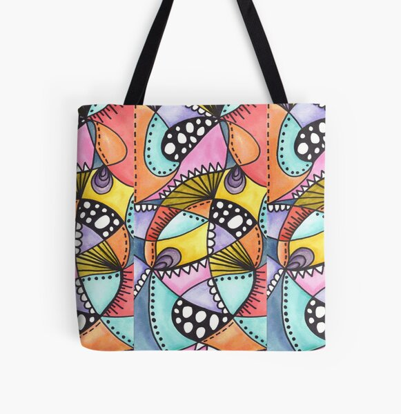 All you need is love All Over Print Tote Bag