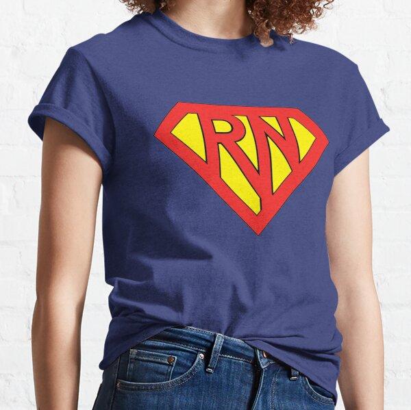Super Krankenschwester RN Classic T-Shirt
