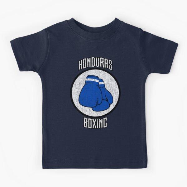 Boxeo de Honduras Camiseta para niños