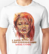 Were Cyndi Unisex T-Shirt