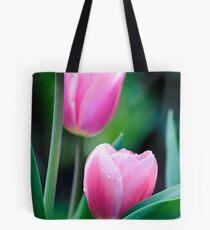 Hidden Tulips Tote Bag