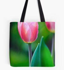 Morning Tulip Tote Bag