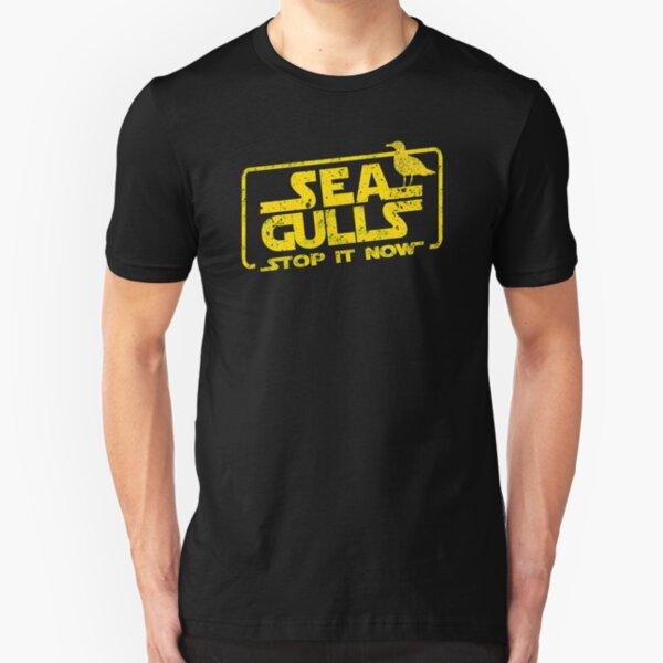 Seagulls Slim Fit T-Shirt