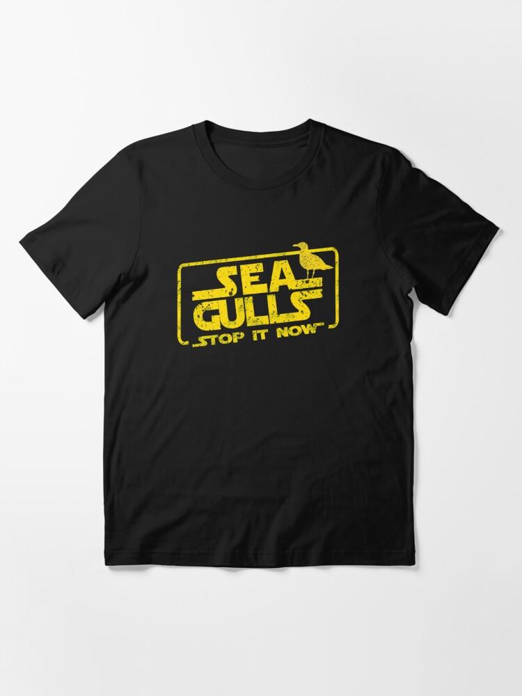 Alternate view of Seagulls Essential T-Shirt