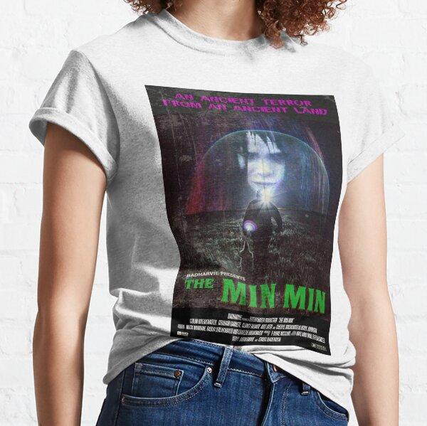 "Badharvie ""The Min Min"" Classic T-Shirt"