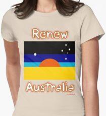 Renew Australia - New Flag Design T-Shirt