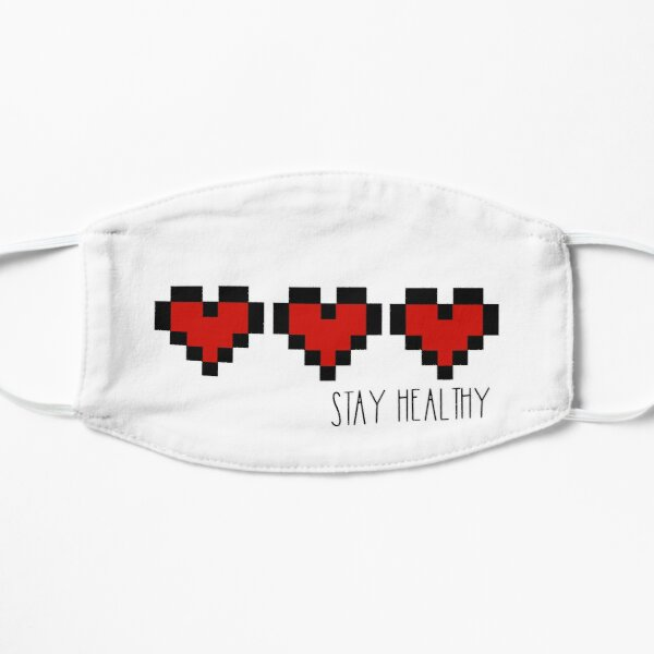 Stay healthy - Hearts Mask