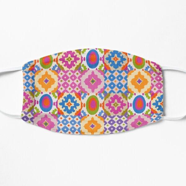 Decorative Ikat Pattern Mask