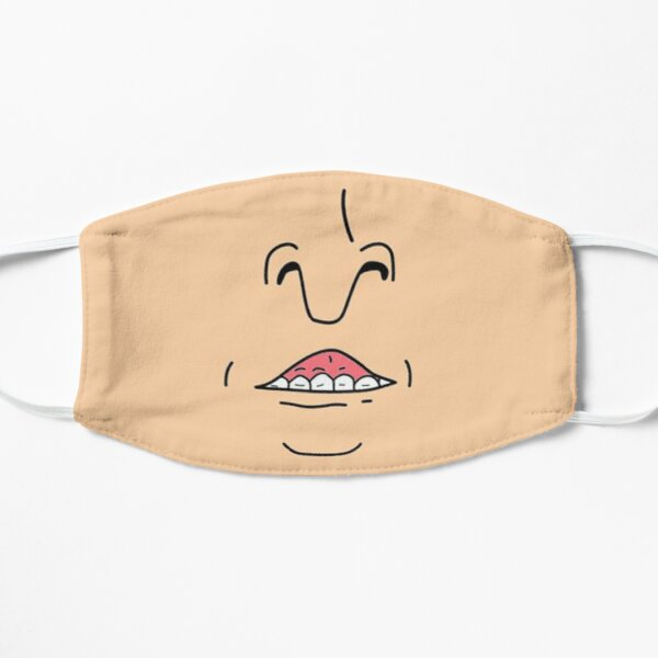 Butt Head Smile (Beavis and Butt head) Mask